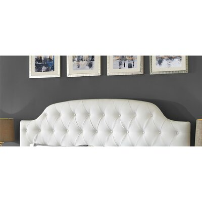 Lyric King Upholstered Panel Headboard