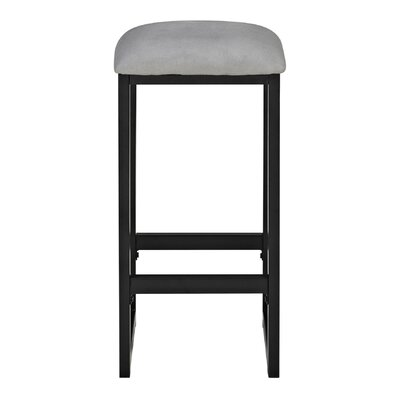 Drysdale 3 Piece Grey Pub Table Set