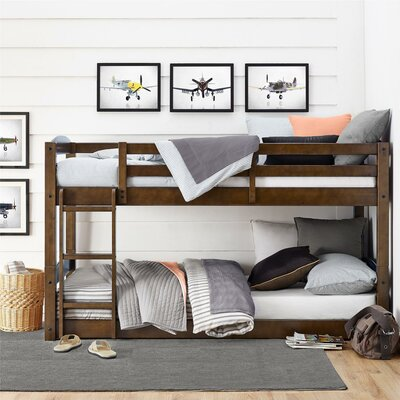 Daleyza Twin Bunk Bed