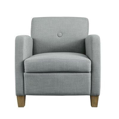 Vanwagenen Armchair Upholstery: Dove Gray