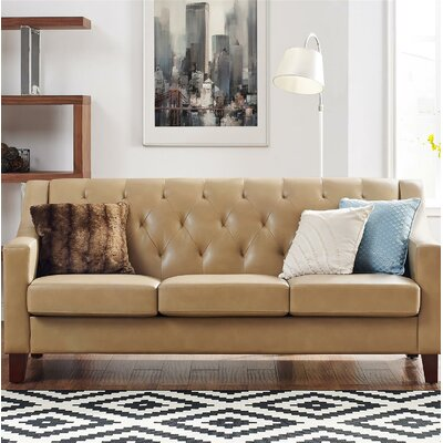 Birmingham Tufted Back Track Arm Sofa