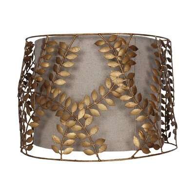 Casares 1-Light Drum Pendant