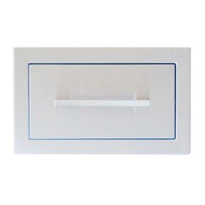 Beveled Frame Single Drawer BA-SD6