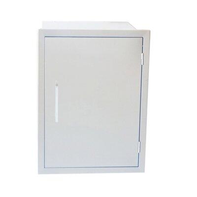 Weather Sealed Beveled Frame Dry Storage Pantry BA-DSV1724