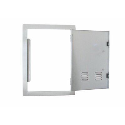 Vertical Access Door with Vents A-DV1420