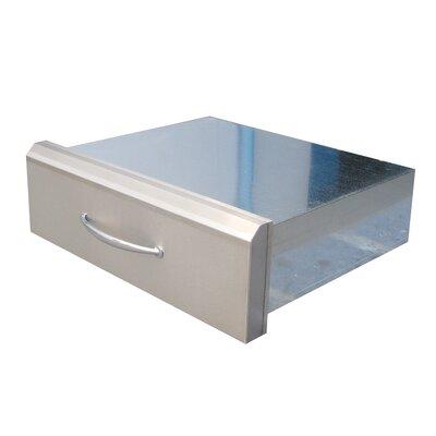 Premium Drawer with Pocket Shelf A-MD30