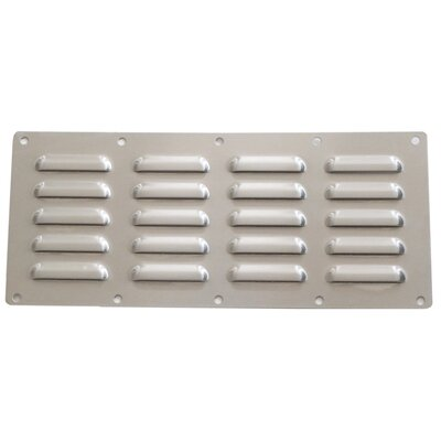 Stainless Steel Venting Panel Vent-L