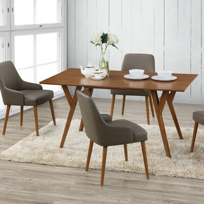 Buckleton Modern 5 Piece Dining Set