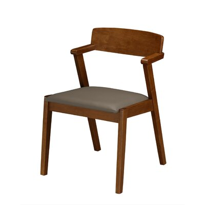 Buckleton Set of 2 Wooden Dining Chairs