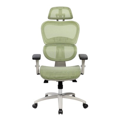 Deluxe Mesh High Back Desk Chair Neck Support 2526 Product Photo