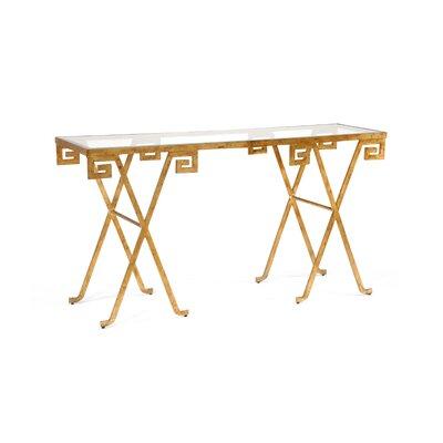 Hounslow Greek Key Console Table