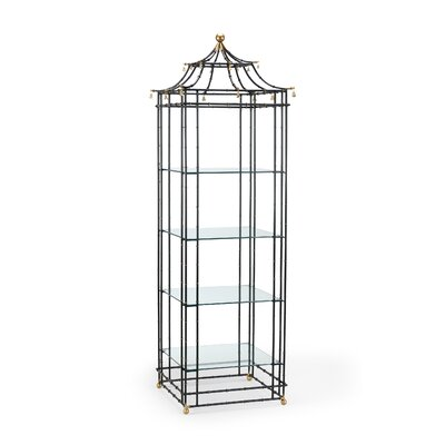 Bamboo Etagere Bookcase 4924 Product Photo