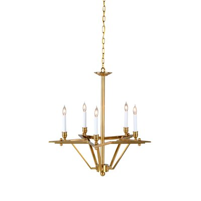 Sousa 5-Light Candle-Style Chandelier