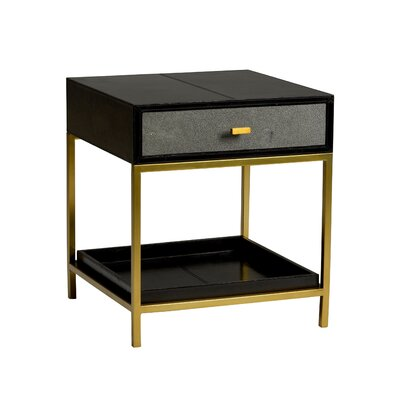 Lawson End Table with Storage