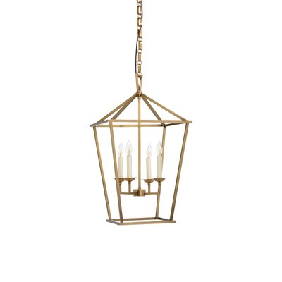 Carlton 4-Light Lantern Pendant