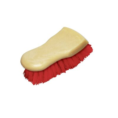 Swiss Style Utility Brush (Set of 8) Color: Red