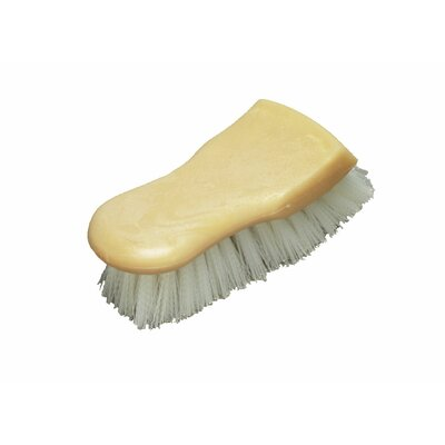 Swiss Style Utility Brush (Set of 8) Color: White