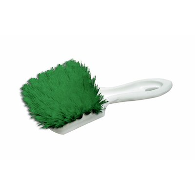Cleaning Brush (Set of 8) Color: Green, Size: 9