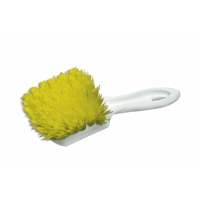 Cleaning Brush (Set of 8) Color: Yellow, Size: 9