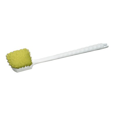 Cleaning Brush (Set of 8) Color: Medium Yellow, Size: 20