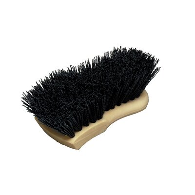 Swiss Style Utility Brush (Set of 8) Color: Black