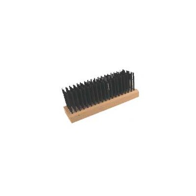 Stiff Brass Block Brush (Set of 3)