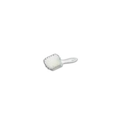 Cleaning Brush (Set of 8) Color: White, Size: 9