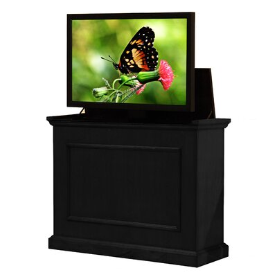 Elevate 47 TV Stand Color: Black