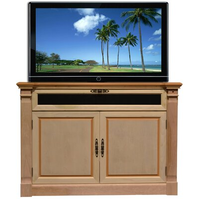 Adonzo 59 TV Stand Color: Unfinished