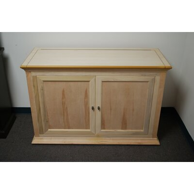 Hartford Wood Lift Cabinet TV Stand