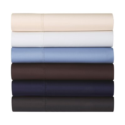 300 Thread Count Cotton Solid Sheet Set