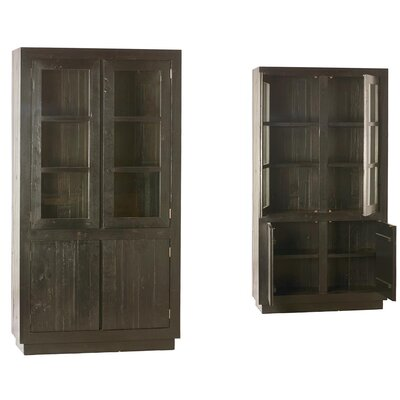 Miranda China Cabinet Color: Matte Black