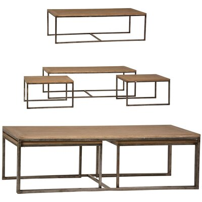 Dekalb 3 Piece Coffee Table Set