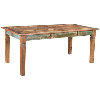 Gladney Dining Table Size: 30 H x 72 L x 36 W
