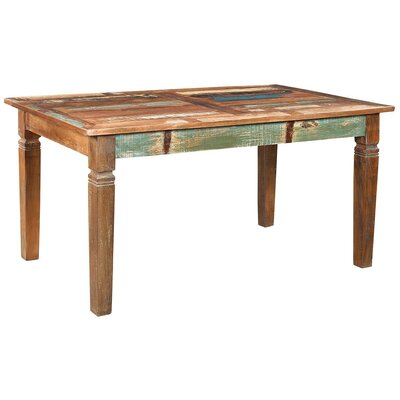 Gladney Dining Table Size: 30 H x 60 L x 34 W