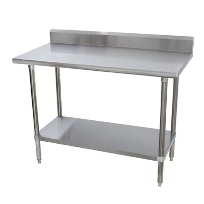 Prep Table Size: 37
