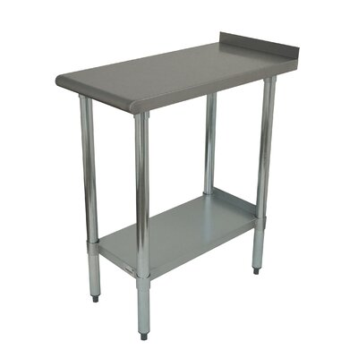 Economy Filler Prep Table Size: 37 H x 30 W x 15 D