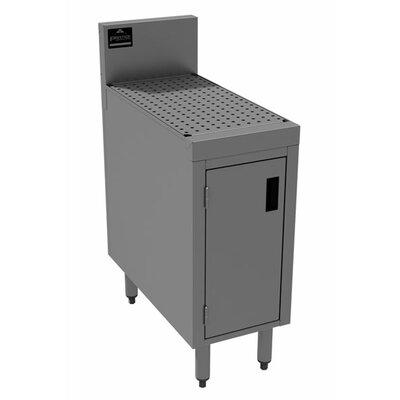 Prestige Series Free Standing Drainboard Cabinet Size: 36 H x 18 L x 25 W