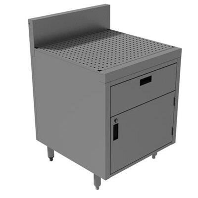 Prestige Series 24 x 25 Drainboard Cabinet