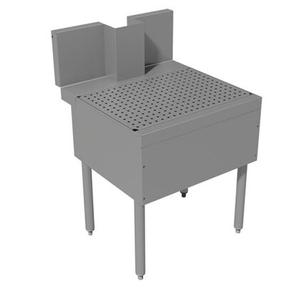 Prestige Series Beer Drainer Specialty Free Standing Drainboard Size: 36 H x 24 L x 25 W