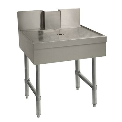 Beer Drainer Specialty Free Standing Drainboard Size: 33 H x 18 L x 18 W