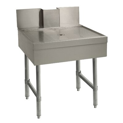 Beer Drainer Specialty Free Standing Bar Drainboard Size: 33 H x 24 L x 21 W
