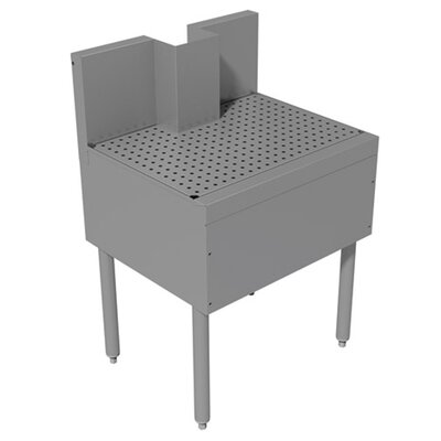 Prestige Series Beer Drainer Specialty Free Standing Drainboard Size: 36 H x 18 L x 20 W
