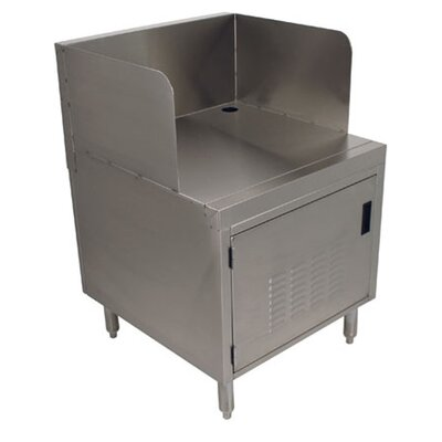 Prestige Series Free Standing Service Utility Sink Size: 36 H x 18 L x 25 W