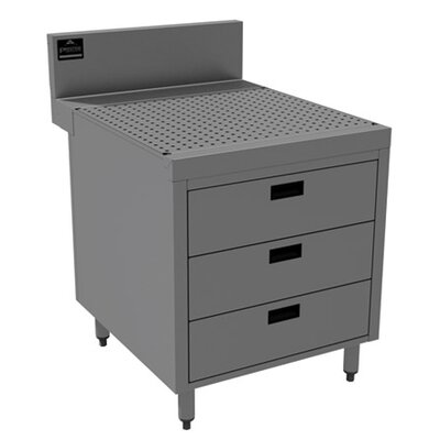Prestige Series 24 x 30 Free Standing Drainboard Cabinet