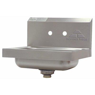 17.25 x 15.25 Single Hand Sink
