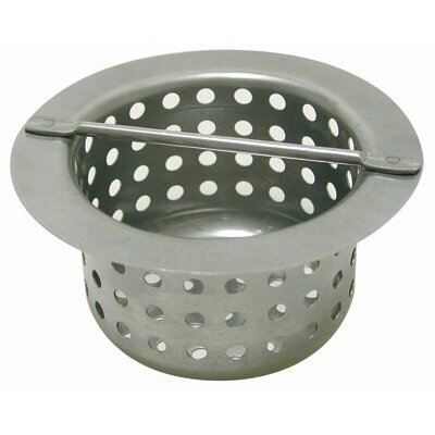 Replacement Strainer Basket for Floor Troughs, Drains and Water Receptacles