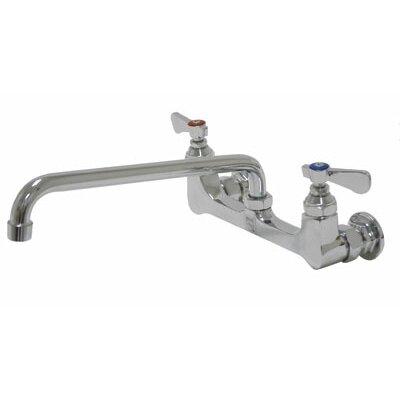 Splash Mount Faucet with 14 Swig Spout