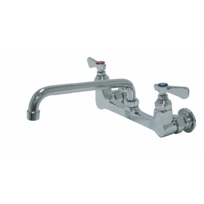 Splash Mount Faucet with 12 Spout
