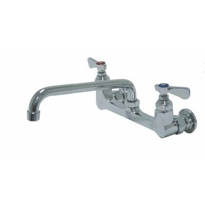 Splash Mount Faucet with 12 Spout